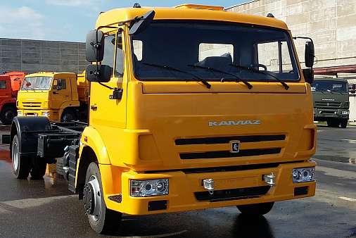 «КАМАЗ» снижает вес и набирает обороты: автогигант выпустил новый грузовик